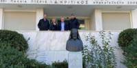 Επίσκεψη του Προέδρου και Μελών του Δ.Σ. της ΚΟ.Δ.Ε.Π στο Γηροκομείο Πειραιά